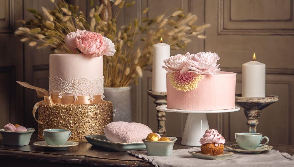 Bryllupsdager, kake