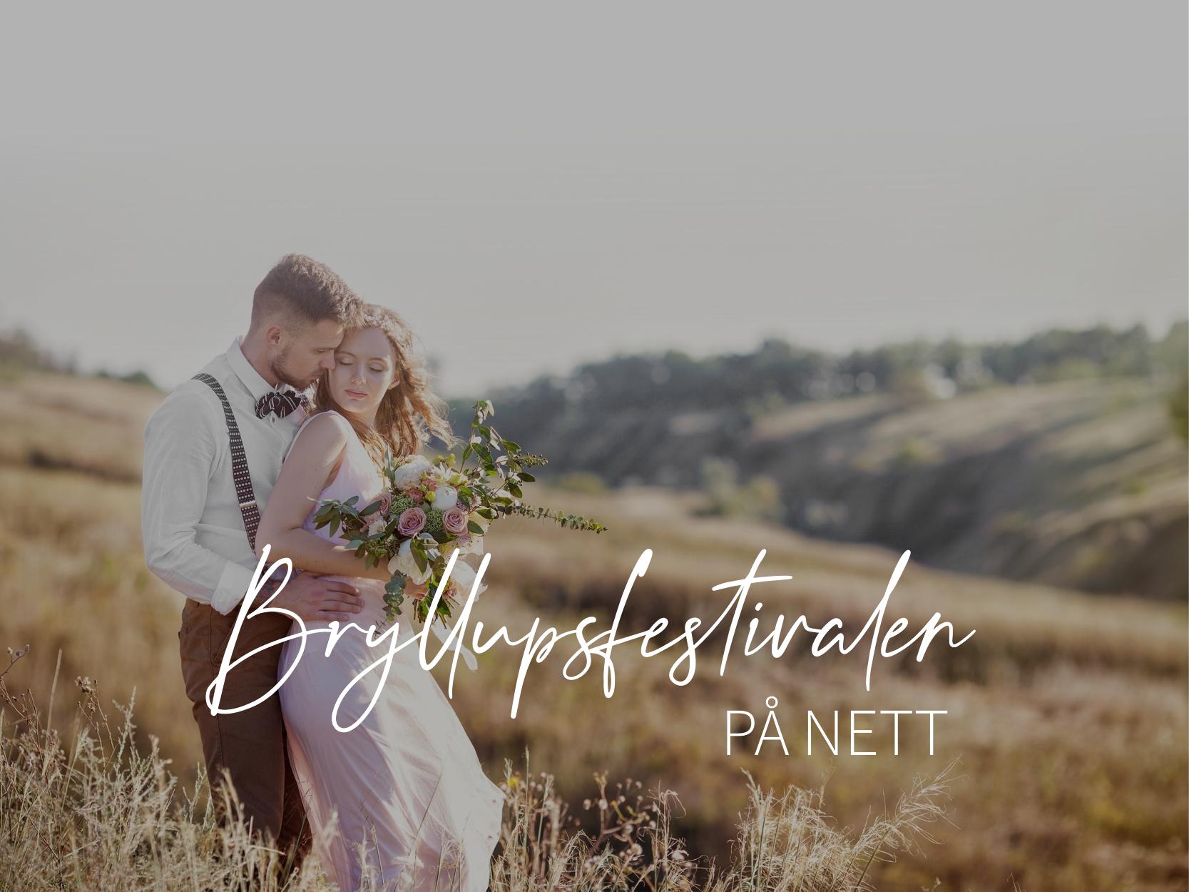 Banner Bryllupsfestivalen