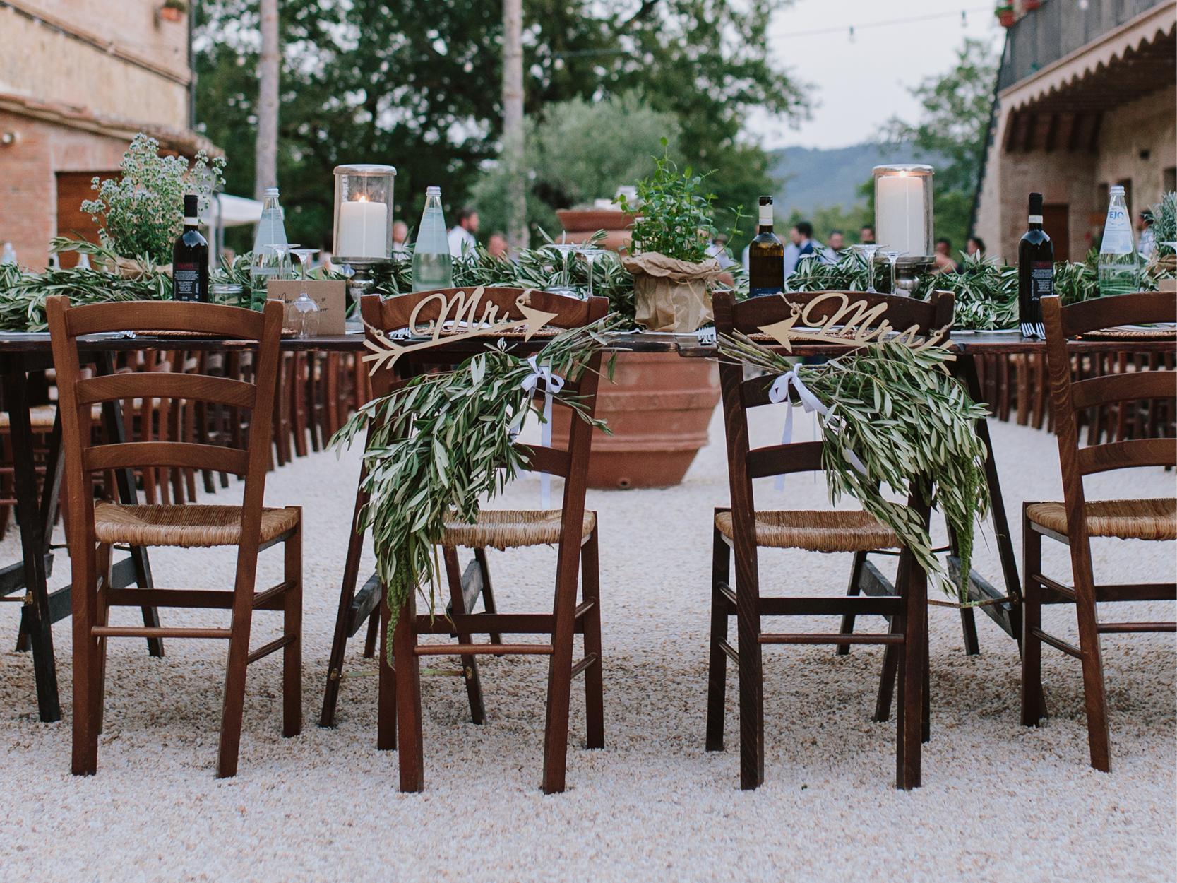 La Lindi - Bryllup i Italia