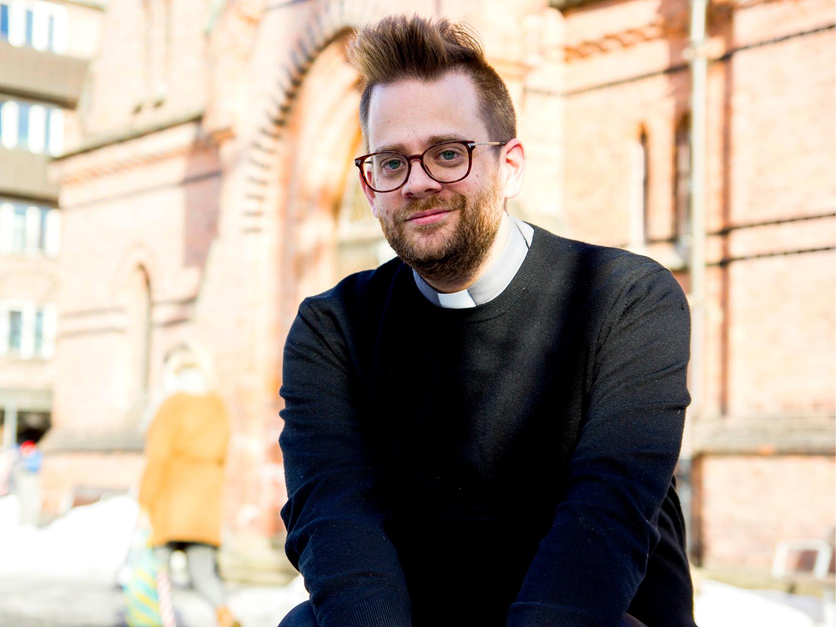 Petter Dille - Prest i Norske Kirke