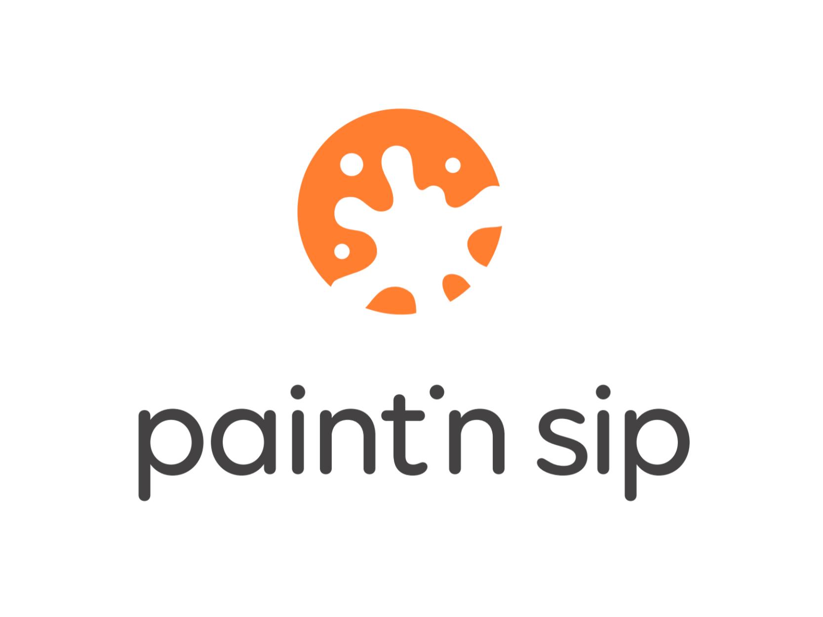 Paint n Sip - Malekurs for alle