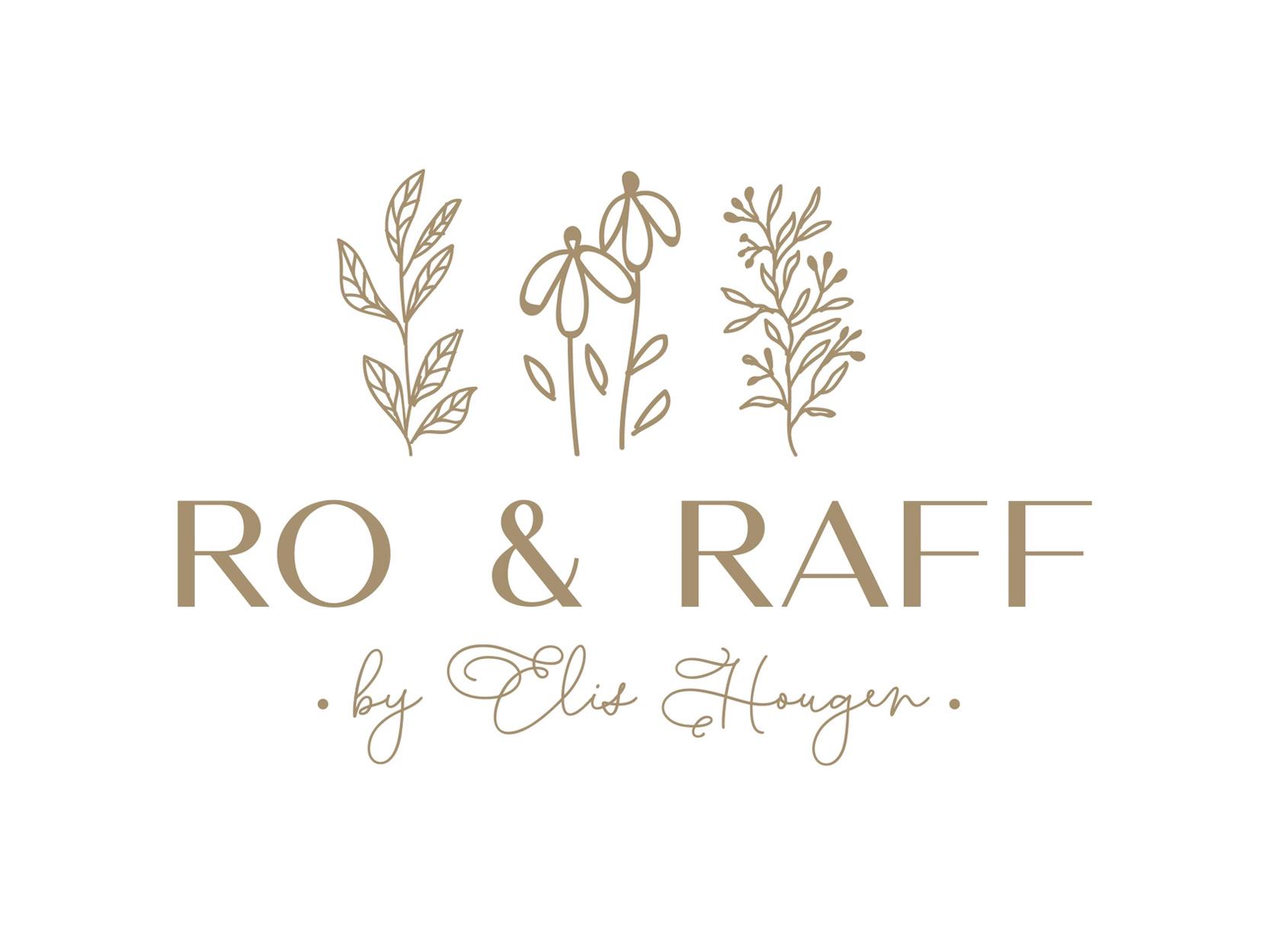 Ro and Raff - Blomster og hårdekorasjon