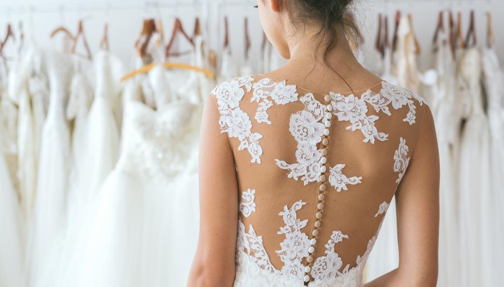 Hvordan finne den perfekte brudekjole?