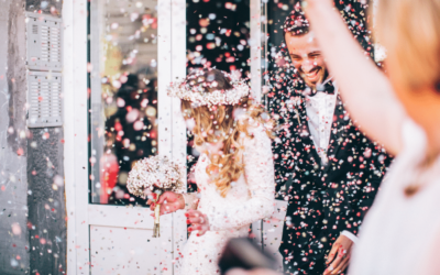 Slik lager du god stemning på bryllupsdagen!