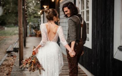 Slik kan du lage et personlig bryllup