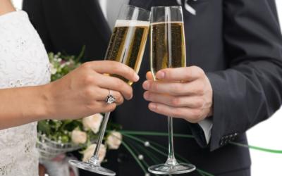 Drikke til bryllup